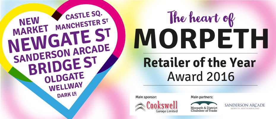 'The Heart of Morpeth' Business Awards 2016